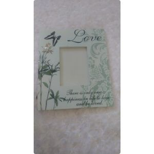 Other - 3/25 Love Picture Frame